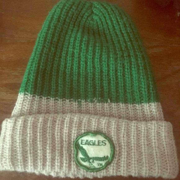 dfb857b5d35 Vintage 80 s Philadelphia Eagles Winter Hat. M 5a8ef144a6e3eac2c21e7bb2